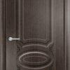 Межкомнатная дверь шпон Порто 6 орех 2