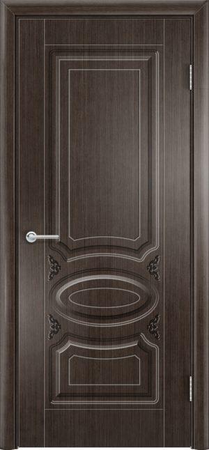 Межкомнатная дверь эмаль Б 1 венге 3