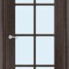 Межкомнатная дверь шпон Марсель белёный дуб 1