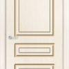 Межкомнатная дверь шпон Орхидея венге 1