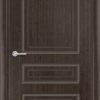 Межкомнатная дверь шпон Б 14 венге 2