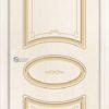 Межкомнатная дверь шпон Ива венге 2