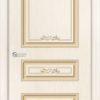 Межкомнатная дверь шпон Премьера орех 2
