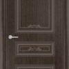 Межкомнатная дверь шпон Б 3 дуб 1
