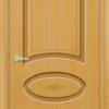 Межкомнатная дверь шпон Б 13 белёный дуб 2