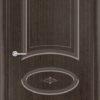 Межкомнатная дверь шпон Б 15 венге 2