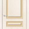 Межкомнатная дверь шпон Б 2 белёный дуб 1
