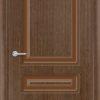 Межкомнатная дверь шпон Б 3 дуб 2