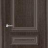 Межкомнатная дверь шпон Ландыш орех 1