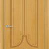 Межкомнатная дверь шпон Мелодия белёный дуб 1