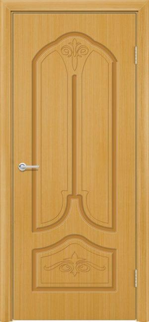 Межкомнатная дверь шпон Б 20 дуб 3