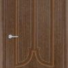 Межкомнатная дверь шпон Б 10 венге 1