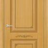 Межкомнатная дверь эмаль Б 2 орех 1