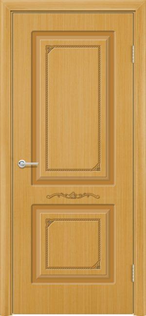 Межкомнатная дверь шпон Б 3 дуб 3