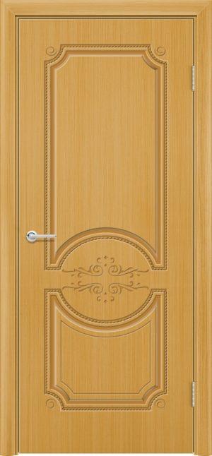 Межкомнатная дверь шпон Б 5 дуб 3