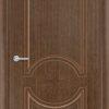 Межкомнатная дверь шпон Порто 4 венге 1
