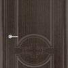 Межкомнатная дверь шпон Арка венге 2