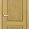 Межкомнатная дверь шпон Б 5 белёный дуб 2