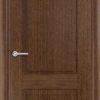 Межкомнатная дверь шпон Порто 6 белёный дуб 1