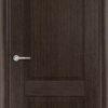 Межкомнатная дверь шпон Ромарио 2 орех 1