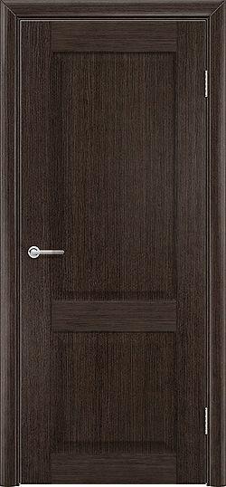 Межкомнатная дверь шпон Классика венге 2