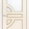 Межкомнатная дверь шпон Марсель венге 1
