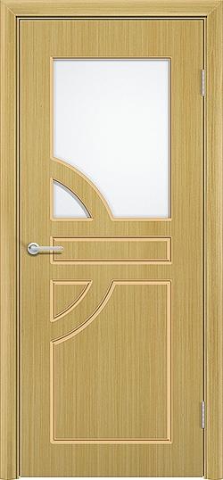 Межкомнатная дверь шпон Елена дуб 3