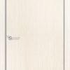 Межкомнатная дверь шпон Гладкое белёный дуб 2