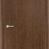Межкомнатная дверь шпон Б 3 орех 2
