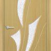 Межкомнатная дверь шпон Цитадель белёный дуб 1
