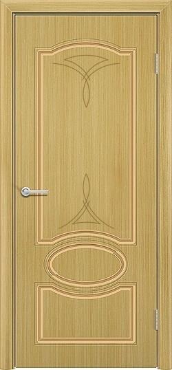 Межкомнатная дверь шпон Лига дуб 3