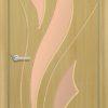Межкомнатная дверь шпон Ниагара орех 1