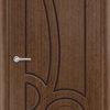 Межкомнатная дверь шпон Мелодия белёный дуб 2