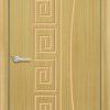 Межкомнатная дверь эмаль Б 2 дуб 2