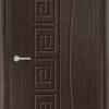 Межкомнатная дверь шпон Порто 4 дуб 2