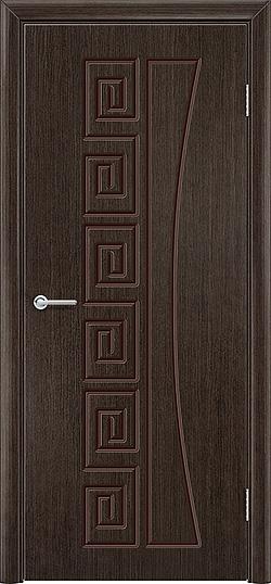 Межкомнатная дверь шпон Ниагара венге 3