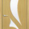 Межкомнатная дверь шпон Арка дуб 2