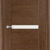Межкомнатная дверь шпон Флора белёный дуб 2