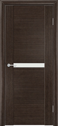 Межкомнатная дверь шпон Порто 2 венге 3