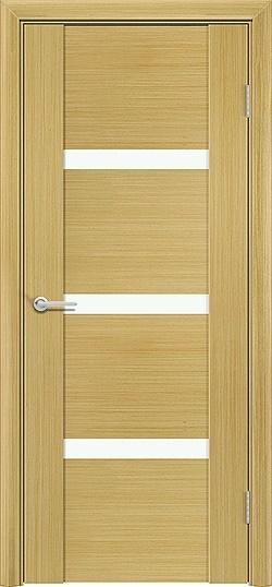 Межкомнатная дверь шпон Порто 3 дуб 2
