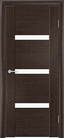 Межкомнатная дверь шпон Порто 3 венге 3
