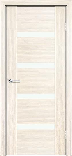 Межкомнатная дверь шпон Порто 4 белёный дуб 3
