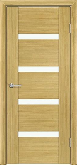 Межкомнатная дверь шпон Порто 4 дуб 3