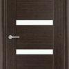 Межкомнатная дверь шпон Порто 4 венге 2