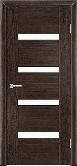 Межкомнатная дверь шпон Порто 4 венге 3