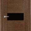 Межкомнатная дверь эмаль Б 2 орех 2