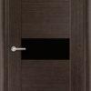 Межкомнатная дверь шпон Порто 6 венге 1