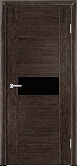 Межкомнатная дверь шпон Порто 6 венге 3