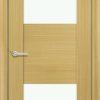 Межкомнатная дверь шпон Б 14 венге 1