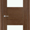 Межкомнатная дверь шпон Марсель орех 2